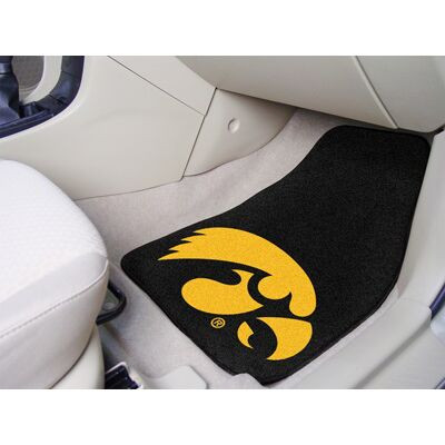 Iowa Hawkeyes Carpet Floor Mats | Fanmats | 5449