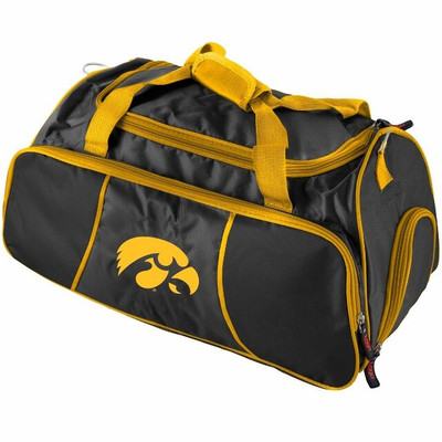 Iowa Hawkeyes Gym Bag | Logo Chair | 155-72C