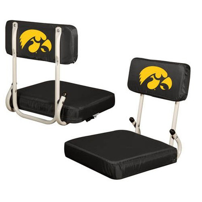 Iowa Hawkeyes Hard Back Stadium Seat | Logo Chair | 155-94