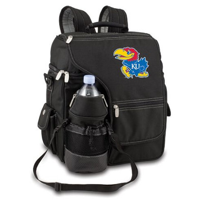 Kansas Jayhawks Backpack Cooler Turismo | Picnic Time | 641-00-175-244-0