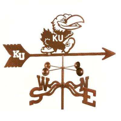 Kansas Jayhawks Weathervane | EZ Vane | KU