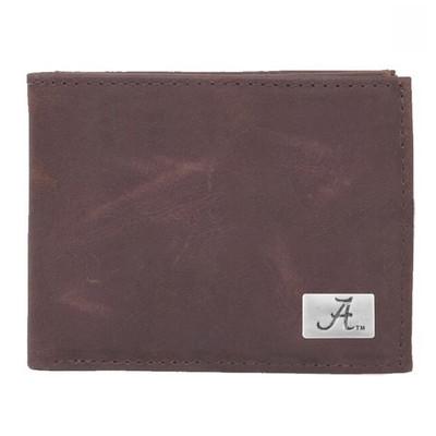 Alabama Crimson Tide Bi-Fold Wallet | Eagles Wings | 2493