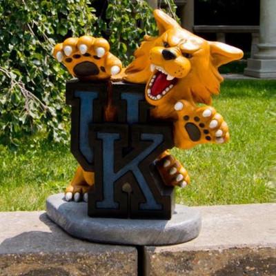 Kentucky Wildcats Mascot Garden Statue | Stonecasters | 2985HT