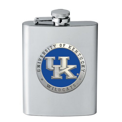 Kentucky Wildcats Flask | Heritage Pewter | FSK10567EB