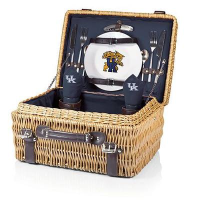 Kentucky Wildcats Champion Picnic Basket | Picnic Time | 208-40-138-264-0