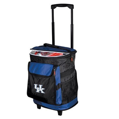 Kentucky Wildcats Rolling Cooler | Logo Chair | 159-57B-1