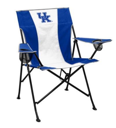 Kentucky Wildcats Pregame Tailgate Chair | Logo Chair | 159-10P