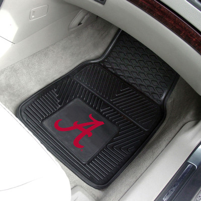 Alabama Crimson Tide Heavy Duty Car Mats | Fanmats | 8761