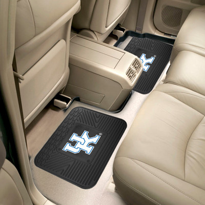 Kentucky Wildcats Utility Car Mats Set of Two | Fanmats | 12284