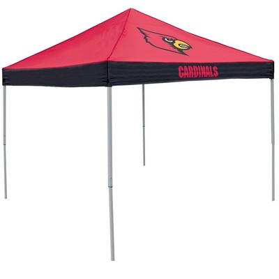 Louisville Cardinals Canopy Tailgate Tent | Logo Chair | 161-39E