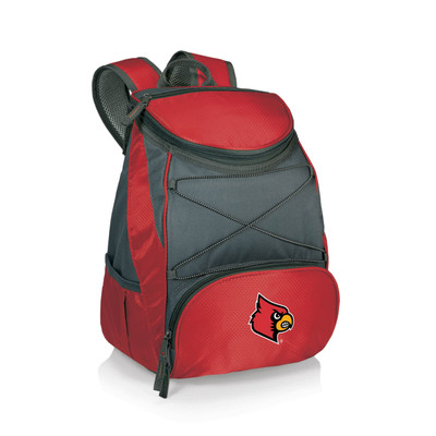 Louisville Cardinals Insulated Backpack PTX | Picnic Time | 633-00-100-304-0