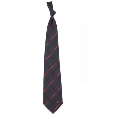 Louisville Cardinals Oxford Woven Silk Tie | Eagles Wings | 4915