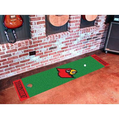 Louisville Cardinals Putting Green Mat | Fanmats | 9072