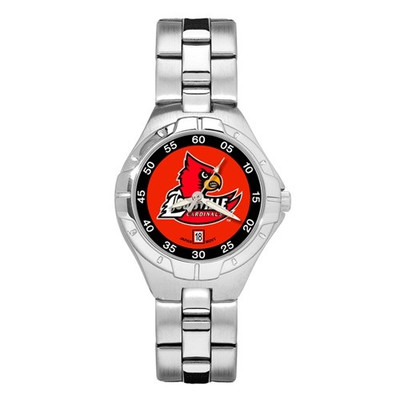 Louisville Cardinals Women's Pro II Watch | Logo Art | UL119