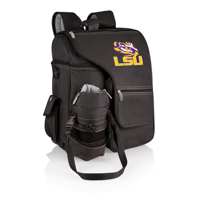 LSU Tigers Backpack Cooler Turismo | Picnic Time | 641-00-175-294-0