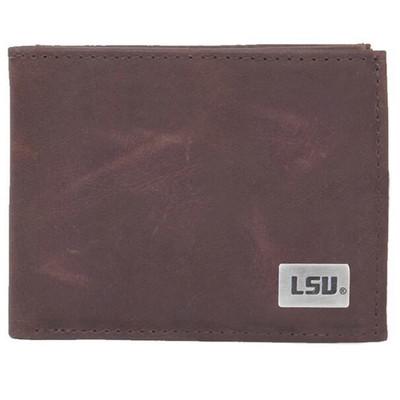 LSU Tigers Bi-Fold Wallet | Eagles Wings | 2520