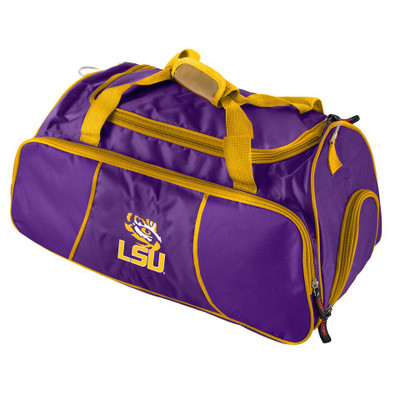 LSU Tigers Gym Bag | Logo Chair | 162-72C