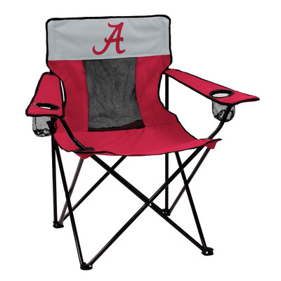 Alabama Crimson Tide Elite Tailgate Chair | Logo Chair | 102-12E