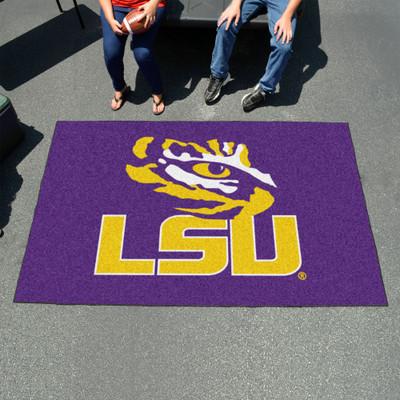 LSU Tigers Tailgate Mat Rug | Fanmats | 3951