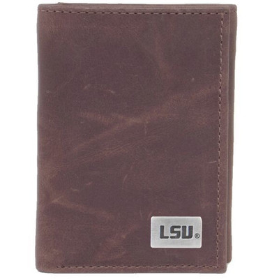 LSU Tigers Tri-Fold Wallet | Eagles Wings | 2521