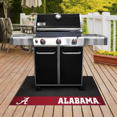 Alabama Crimson Tide Grill Mat | Fanmats | 12115