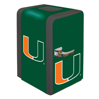 Miami Hurricanes 15 qt Party Fridge | Boelter | Boelter | 153270