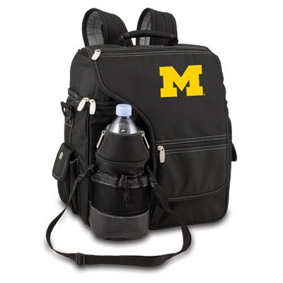Michigan Wolverines Backpack Cooler Turismo | Picnic Time | 641-00-175-344-0