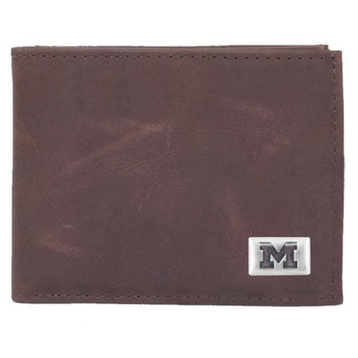 Michigan Wolverines Bi-Fold Wallet | Eagles Wings | 2523