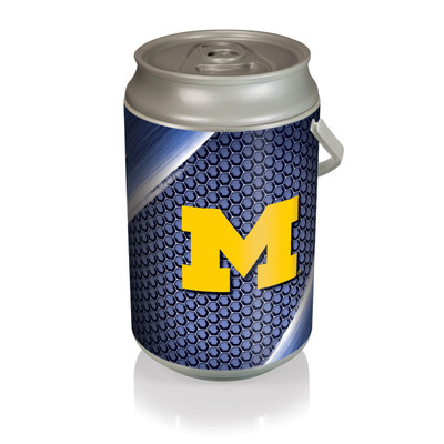 Michigan Wolverines Mega Can Cooler | Picnic Time | 686-00-000-344-0