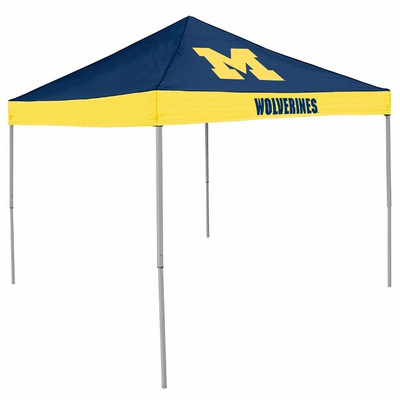 Michigan Wolverines Canopy Tailgate Tent | Logo Chair | 171-39E