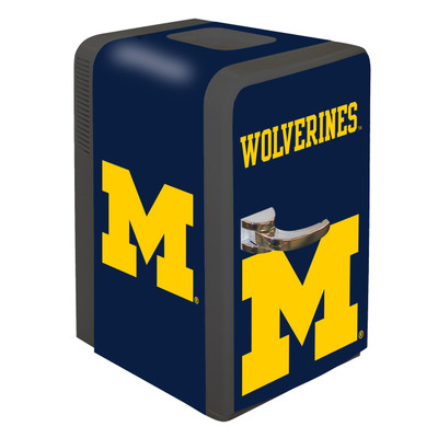 Michigan Wolverines 15 qt Party Fridge | Boelter | Boelter | 163318