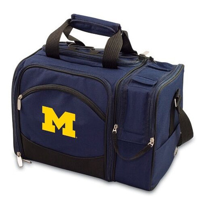 Michigan Wolverines Picnic Cooler | Picnic Time | 508-23-915-342-0