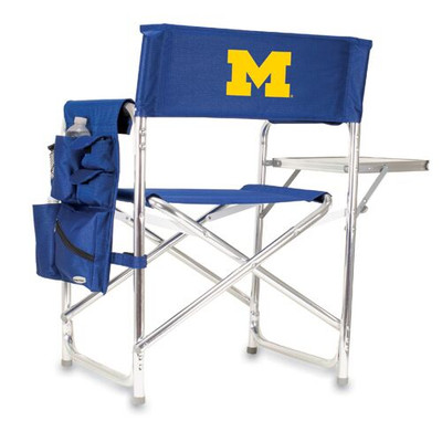 Michigan Wolverines Sports Chair | Picnic Time | 809-00-138-344-0
