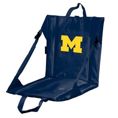 Michigan Wolverines Stadium Seat | Logo Chair | 171-80