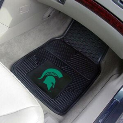 MSU Spartans  Heavy Duty Car Mats | Fanmats | 8918