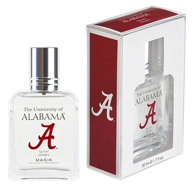 Alabama Crimson Tide Men's Cologne 1.7 oz | Masik | 10001