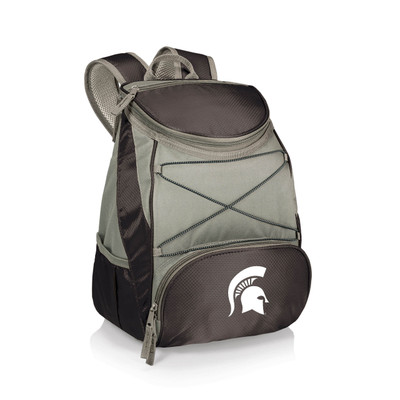 MSU Spartans Insulated Backpack PTX | Picnic Time | 633-00-175-354-0