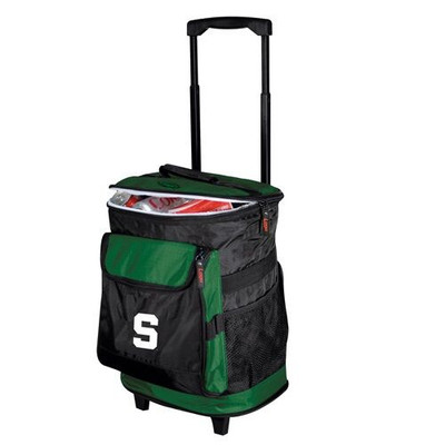 MSU Spartans Rolling Cooler | Logo Chair | 172-57