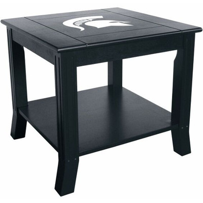 MSU Spartans Side Table | Imperial International | 0085-7016