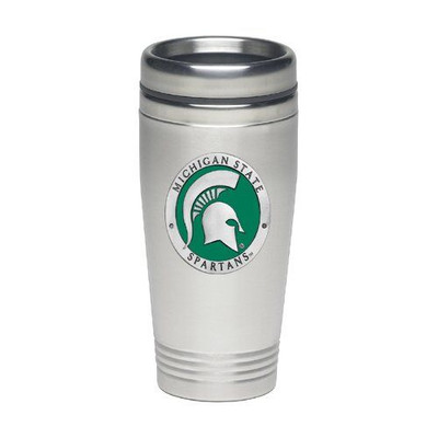 MSU Spartans Thermal Mug | Heritage Pewter | TD10171E