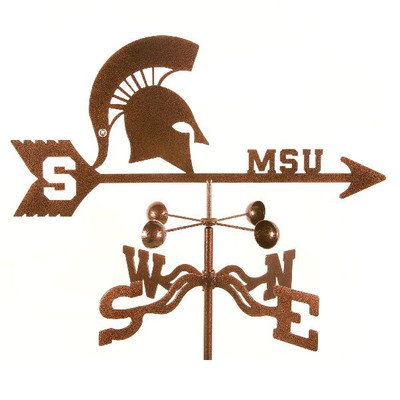 MSU Spartans Weathervane | EZ Vane | MSU