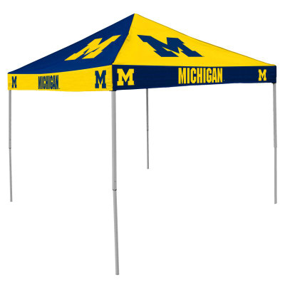 Michigan Wolverines Tailgate Tent | Logo Chair | 171-42C