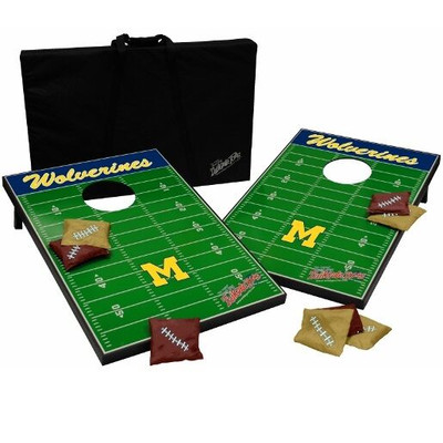 Michigan Wolverines Tailgate Toss   Wild Sports   5CFB-D-MICH