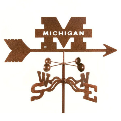 Michigan Wolverines Weathervane | EZ Vane | MICH