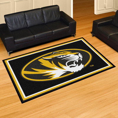 Missouri Tigers Area Rug 5' x 8' | Fanmats | 6291