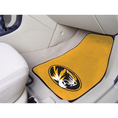 Missouri Tigers Carpet Floor Mats | Fanmats | 5463