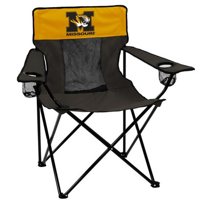 Missouri Tigers Elite Tailgate Chair | Logo Chair | 178-12E