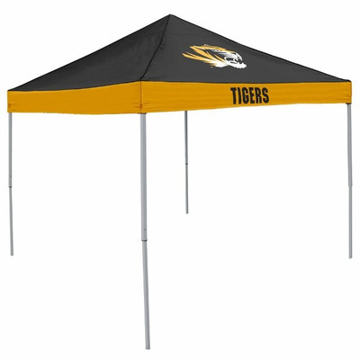 Missouri Tigers Canopy Tailgate Tent | Logo Chair | 178-39E