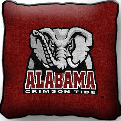 Alabama Crimson Tide Pillow | Pure Country | 1536-P
