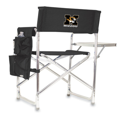 Missouri Tigers Sports Chair | Picnic Time | 809-00-179-394-0